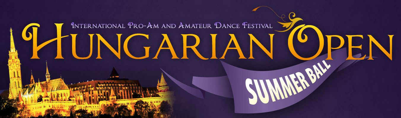 Hungarian Open Dancesport Championship
